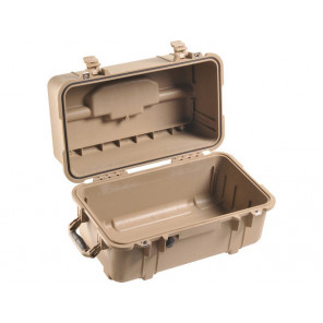 Pelican™ 1460 Case-No Foam-Desert Tan