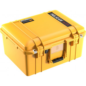 Pelican™ 1557 Air Case-With Padded Dividers-Yellow