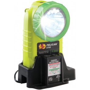 Pelican™ 3765 Right Angle Light Rechargable-Photoluminescent