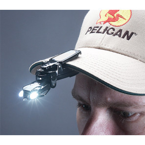 Pelican™ 2220 Versabrite™ 3 LED Torch-Black