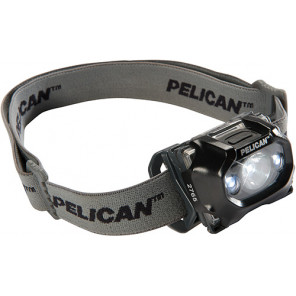 Pelican™ 2765 Pro Gear LED Head Lite-Black