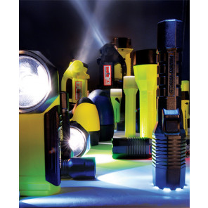 Pelican™ 3765 Right Angle Light Rechargable-Yellow