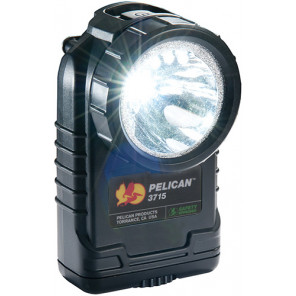 Pelican™ 3715 Firemans Right Angle Light-Black