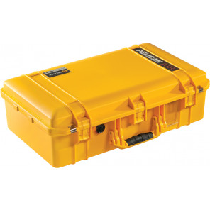 Pelican™ 1555 Air Case-Padded Dividers-Yellow