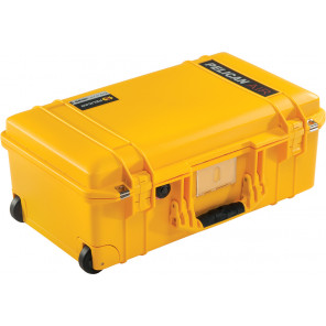 Pelican™ 1605 Air Case-Padded Dividers-Yellow