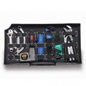 Pelican™ 0456 Vertical Tool Chest Pallet with Strap
