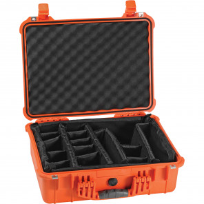 Pelican™ 1520 Case-Dividers – Lid Foam-Orange