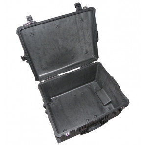 Pelican 1620ABNF Case No Foam Black, 1620ABNF
