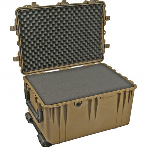Pelican™ 1660 Case-Foam-Desert Tan