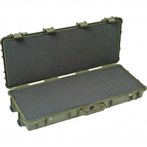 Pelican™ 1700 Transport Case-Foam-Olive Drab Green