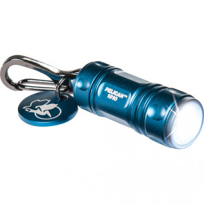 Pelican™ 1810BL Keychain Flashlight Blue