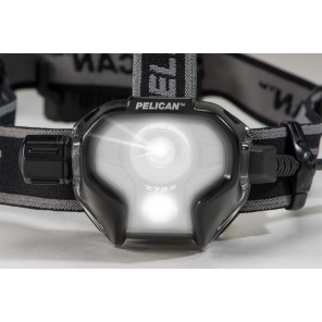 Pelican™ 2785Y Pro Gear LED Head Lite Head Lamp Yellow