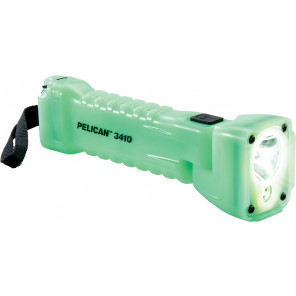 Pelican™ 3410 Right Angle LED Photoluminescent Flashlight