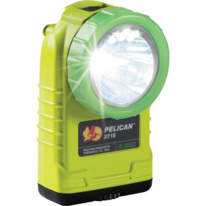 Pelican™ 3715 Firemans Right Angle Light-Photoluminescent