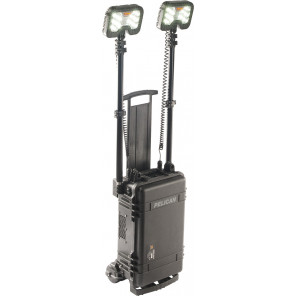 Pelican™ 9460MB 2-head Remote Area Lighting System Gen 3 Mobility Black