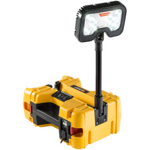 Pelican™ 9480Y Remote Area Lighting System Yellow