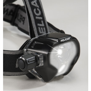 Pelican™ 2785B Pro Gear LED Head Lite Head Lamp Black