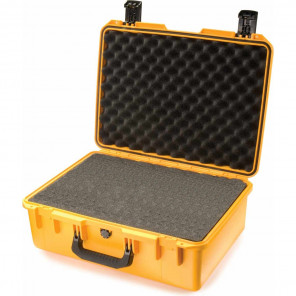 iM2600 Storm Case™-Foam-Yellow
