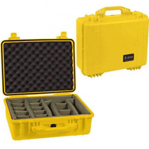 Pelican™ 1520 Case-Dividers – Lid Foam-Yellow