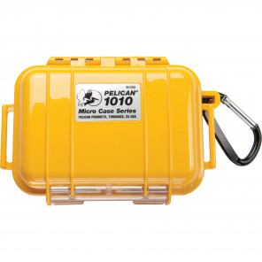 Pelican™ 1010 Micro Case-Yellow with Black